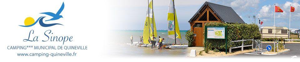 Camping Quinéville – Camping manche en bord de mer à Quinéville